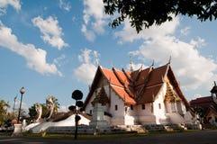 南phumin泰国wat 图库摄影