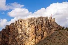 博亚巴德城堡 库存图片