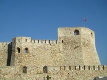 博兹贾岛城堡  库存图片