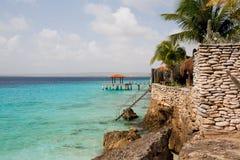博内尔岛。 免版税库存图片