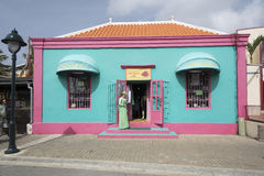 博内尔岛商店 库存图片