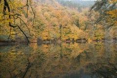 博卢- YedigA¶llerr七湖国家公园 免版税图库摄影