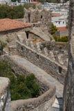 博德鲁姆中世纪城堡  库存照片