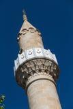 博德鲁姆城堡清真寺 免版税库存照片