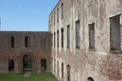 博恩霍尔姆城堡 免版税库存图片