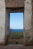 博恩霍尔姆城堡 免版税库存照片