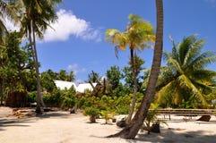 博拉博拉岛,法属波利尼西亚 库存照片