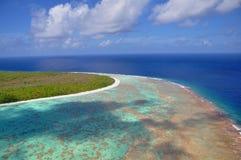 博拉博拉岛 免版税库存照片
