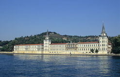 博斯普鲁斯海峡宫殿 库存图片