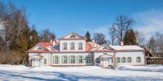 博物馆储备Abramtsevo 库存照片