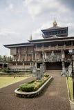 博物馆印度尼西亚外视图  库存图片