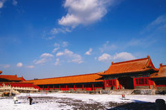 博物馆国民宫殿 免版税库存图片