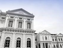 博物馆国民新加坡 免版税图库摄影