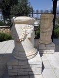 博物馆在希拉波利斯(土耳其) 免版税库存图片