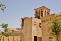 博物馆在迪拜 免版税库存图片