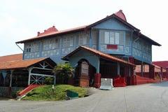 博物馆在Melaka马来西亚 免版税库存照片