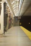 博物馆地铁站-多伦多,安大略,加拿大, 库存照片