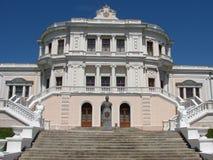 博物馆宫殿 免版税库存图片