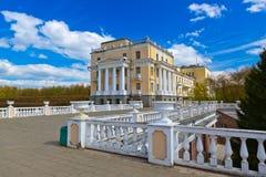 博物馆庄园Arkhangelskoye -莫斯科俄罗斯 图库摄影