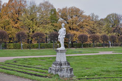 博物馆庄园Kuskovo 雕塑19世纪 免版税图库摄影