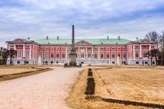 博物馆庄园Kuskovo 免版税库存图片