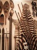 博物馆显示 免版税库存图片
