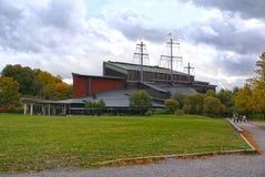博物馆瑞典脉管 免版税库存图片