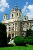 博物馆维也纳 免版税库存照片