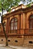 博物馆门面 免版税库存照片