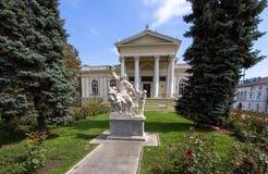 博物馆,傲德萨 图库摄影