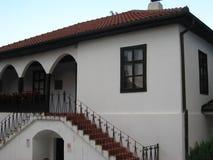 博物馆,祖国,小,温泉,镇,索科矿泉村,塞尔维亚 免版税库存照片