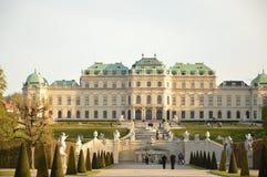 博物馆维也纳在欧洲 免版税库存图片
