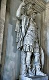 博物馆Capitolini,罗马意大利 免版税库存图片