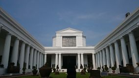 博物馆Nasional 库存图片