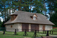 博物馆polenovo俄国 图库摄影