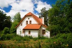 博物馆polenovo俄国 库存照片