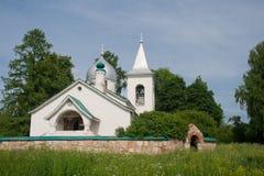 博物馆polenovo俄国 免版税图库摄影