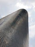 博物馆Soumaya,墨西哥城,墨西哥外部  免版税库存照片