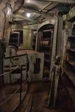 博物馆Voroshilovskaya batareya 免版税库存照片