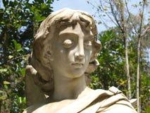 博纳旺蒂尔公墓 免版税库存照片