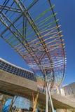 博览会、国会和商品交易会中心在马拉加,西班牙 图库摄影