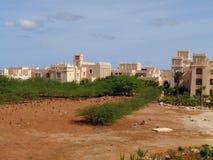 博阿维斯塔,从屋子的看法 库存图片