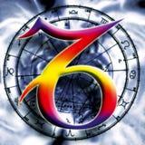 占星术山羊座 向量例证