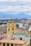 卡利亚里意大利撒丁岛 免版税库存图片