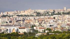 卡利亚里撒丁岛 免版税库存图片