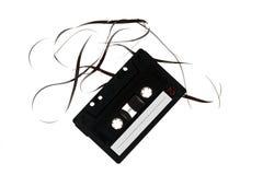 卡型盒式录音机 免版税库存照片