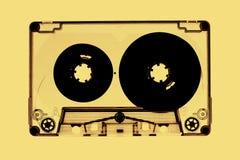卡型盒式录音机 库存照片