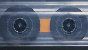 卡型盒式录音机 影视素材