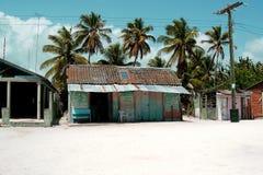 卡塔利娜圣多明哥:人民的房子 免版税库存图片