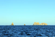 卡塔利娜海岛 库存图片